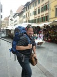 Leaving Florence